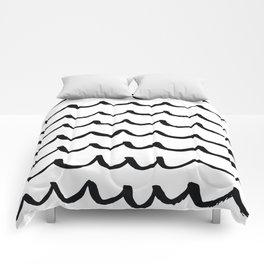 On the Same Wavelength Comforters