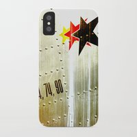 world cup iPhone & iPod Cases featuring Germany World Cup by David Curry