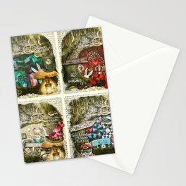 Alice of Wonderland Series Stationery Cards