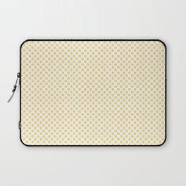 Sunshine Polka Dots Laptop Sleeve