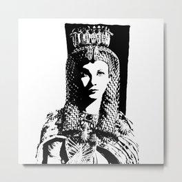 Vivien Leigh Is Cleopatra Metal Print