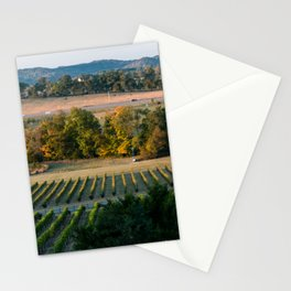 Vineyards Stationery Cards