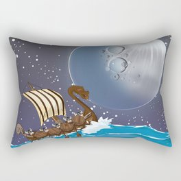 The Vikings Rectangular Pillow