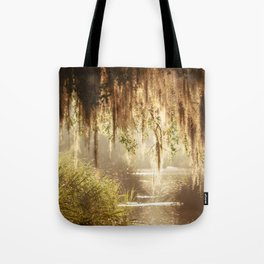 Lowcountry Swamp Tote Bag