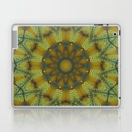 Jewelled Sunflower Splendor Laptop & iPad Skin