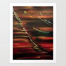 Autumn feelings Art Print