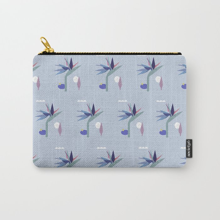 Return from Paradise Carry-All Pouch