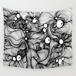 Impossible landscape 1 Wall Tapestry