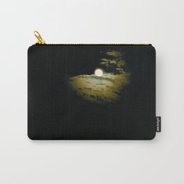 Lonest Moon Carry-All Pouch