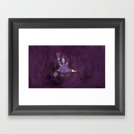 At dawn of time (1) Framed Art Print