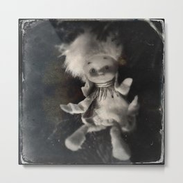 Creepy Christmas 1 Metal Print