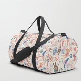 Almost Mermaid Duffle Bag