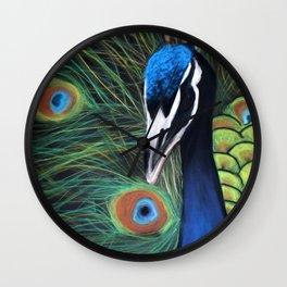 PEA Wall Clock