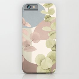 Elegant Shapes 17 iPhone Case