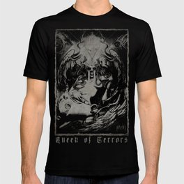 Queen of Terrors  T-shirt