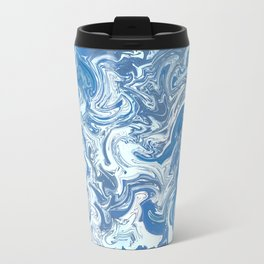 The sky is everywhere, it begins at your feet Travel Mug