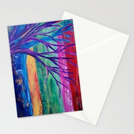Rainbow Woods Stationery Cards