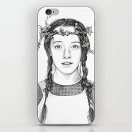 Anne with an E iPhone Skin