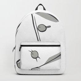 Chef imprint Backpack