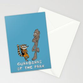 Guardians of the Park Stationery Cards