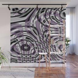 Abstract 360 Wall Mural