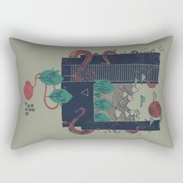 A World Within Rectangular Pillow