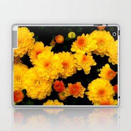 Golden Dew Drops. Laptop & iPad Skin