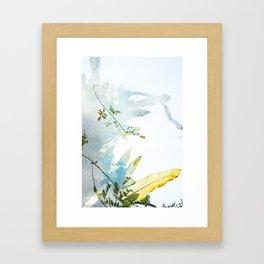 Wish (Dandelion) Framed Art Print