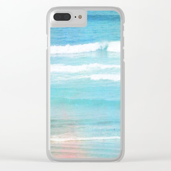OCEAN 2 Clear iPhone Case