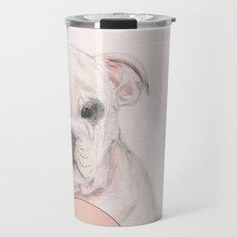 Bulldog humour Travel Mug