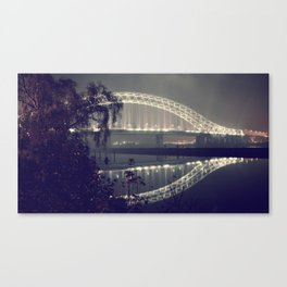 Bridge Canvas Print