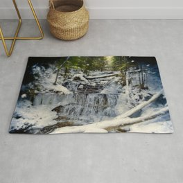 Wagner Falls Painterly Rug
