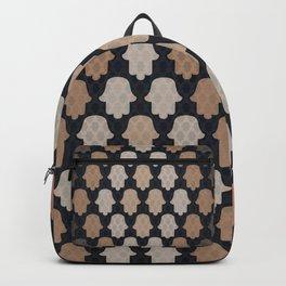 Hamsa Hands 2 Backpack