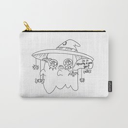 Impatient Ghosty Carry-All Pouch