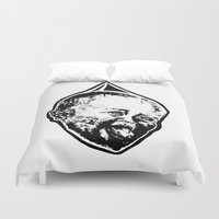 toddler Duvet Covers featuring The Water Baby  by Waterbaby