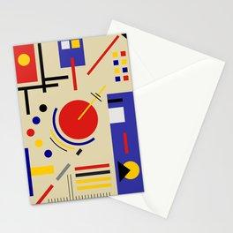 BAUHAUS ASTRONOMY Stationery Cards