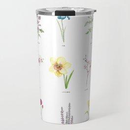 The Plant Alphabet Travel Mug