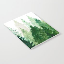 Pine Trees 2 Notebook