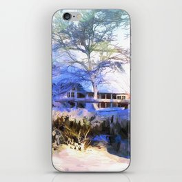 It´s a sunny day in winter iPhone Skin