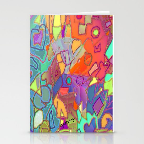 Colorific Stationery Cards