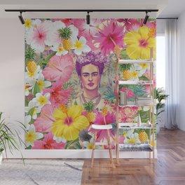 Frida Jungle Wall Mural