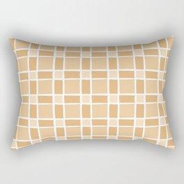 plaid (3) Rectangular Pillow