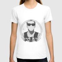 caleb troy T-shirts featuring caleb shomo by Ethan Raney Jarma