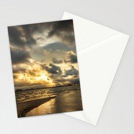 Golden Summer Evening Stationery Cards