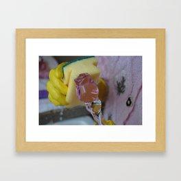 Women's Work  Framed Art Print