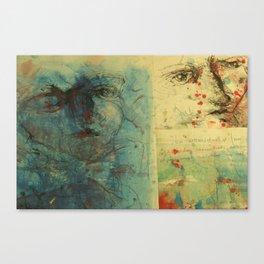 Tu y yo Canvas Print