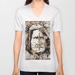 Geronimo Unisex V-Neck