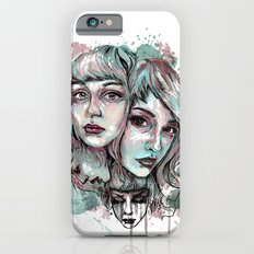 Faces and Color Slim Case iPhone 6s