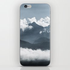 Mountains I iPhone & iPod Skin