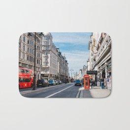 The Strand in London Bath Mat